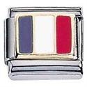 Afbeelding van Zoppini - 9mm - vlaggen Frankrijk