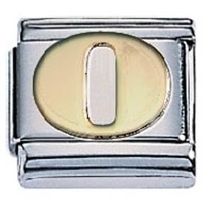 Afbeelding van Zoppini - 9mm - cijfer 0