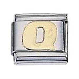 Afbeelding van Zoppini - 9mm - letter Q