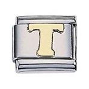 Afbeelding van Zoppini - 9mm - letter T