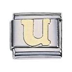 Afbeelding van Zoppini - 9mm - letter U