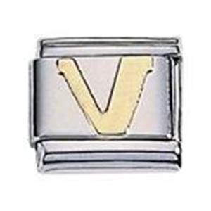 Afbeelding van Zoppini - 9mm - letter V