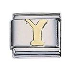 Afbeelding van Zoppini - 9mm - letter Y